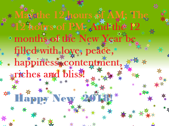 Happy New Year 2018, happy new year Images, happy new year whatsapp status, happy new year 2018 wish