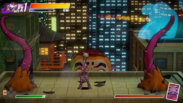 Itadaki Smash - jefe boss