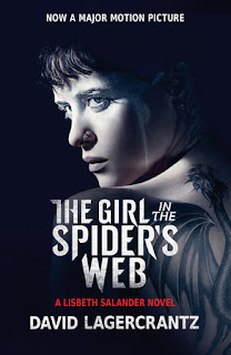 The Girl In The Spider Web 2018 Dual Audio Hindi 480p HDRip 350MB