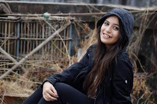 Tahsin Aupshora Ahona Bangladeshi Actress Smile