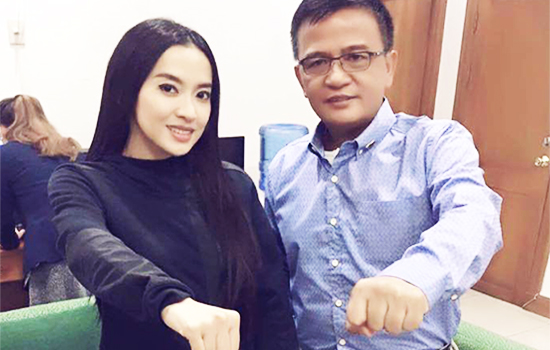 BOC Comm. Nicanor Faeldon denied appointment of Mocha Uson