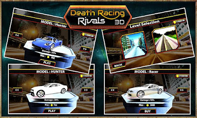 Death Racing Rivals Apk 3D v1.9 Mod Money