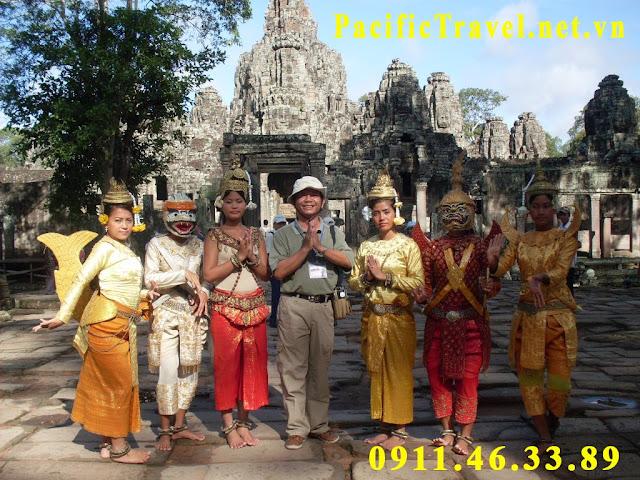 Các địa điểm du lịch đẹp và nổi tiếng ở Campuchia bạn nên tới