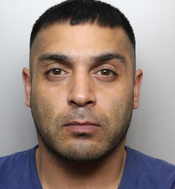 Adeel Hafeez, of Hapsberg Court, Elsdon Grove, Holme Top, jailed for two years