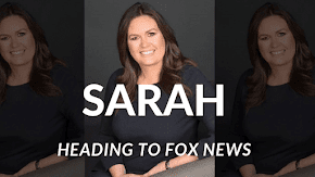 Ouachita grad Sarah Huckabee Sanders signed as FOX News contributor across all platforms