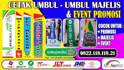 Tempat Sablon Umbul-umbul Majelis & Promosi di Senen, Jakarta Pusat