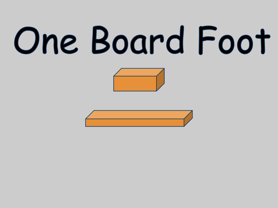 Board Foot Calculator Woodweb