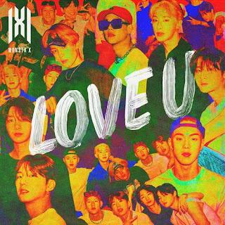 [Single] Monsta X - LOVE U (Japanese) MP3 full zip rar 320kbps
