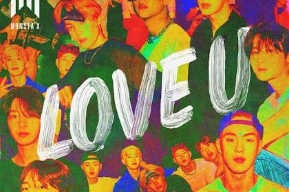 [Single] Monsta X - LOVE U (Japanese) MP3