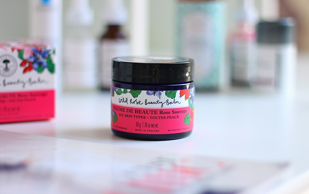 neal's yard wild rose beauty balm review