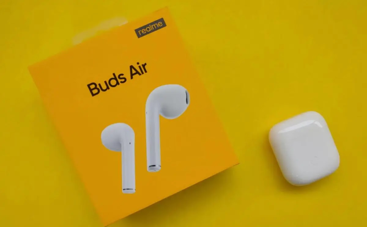 Realme Buds Air Bluetooth Headset with Mic: Amazon.in: Electronics, Realme Buds Air Bluetooth Headset with Mic,Realme,Realme Buds Air,buds air,buds true,buds wireless,realme,realme TWS,realme air,realme air wireless,realme buds,realme true wireless