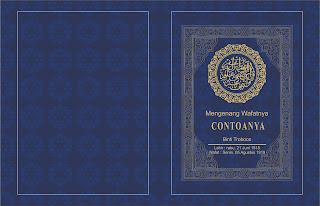 Desain Cover YASIN CDR
