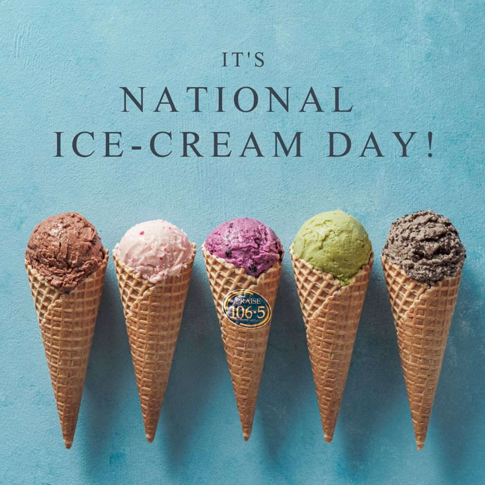 National Ice Cream Cone Day Wishes Pics
