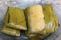 Hasil gambar untuk resep kue nagasari singkong