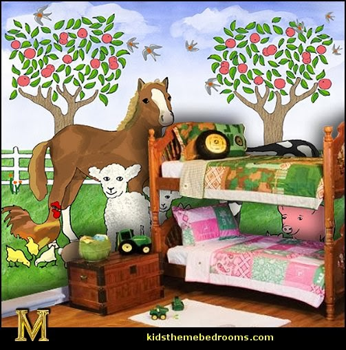 Barnyard Bedding Set