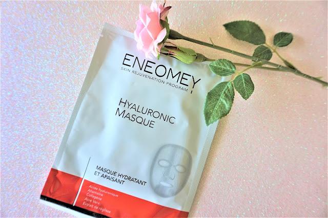 Hyaluronic Masque d'Eneomey hydratant et apaisant