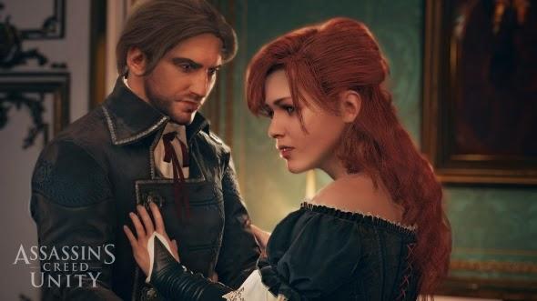 Assassin's Creed Unity é um jogo que não desaponta