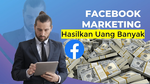 cara menghsilkan uang dari facebook