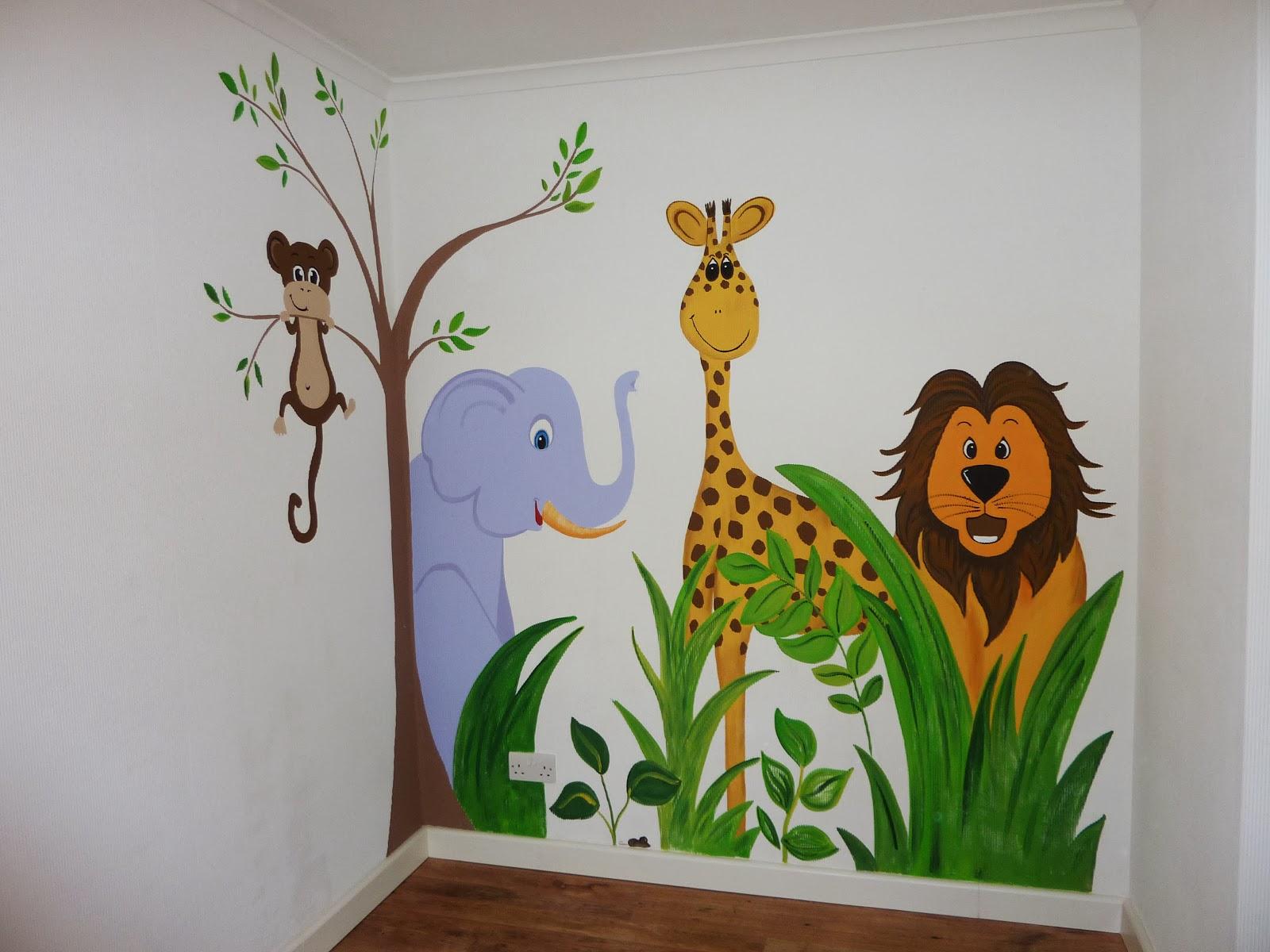 Joanna Perry - Top Mural Artist, Hand Painting Murals ...