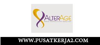Lowongan Kerja Medan SMA SMK D3 S1 Mei 2020 Alter Age Clinic HRD & GA