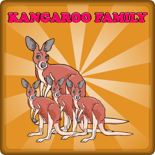 Play Games2Jolly Kangaroo Family Rescue