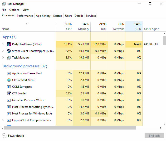 check video card in windows 10