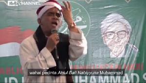 Habib Salim Jindan: Kami Habaib Berhutang Budi sama Mbah Wahab