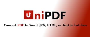 UniPDF