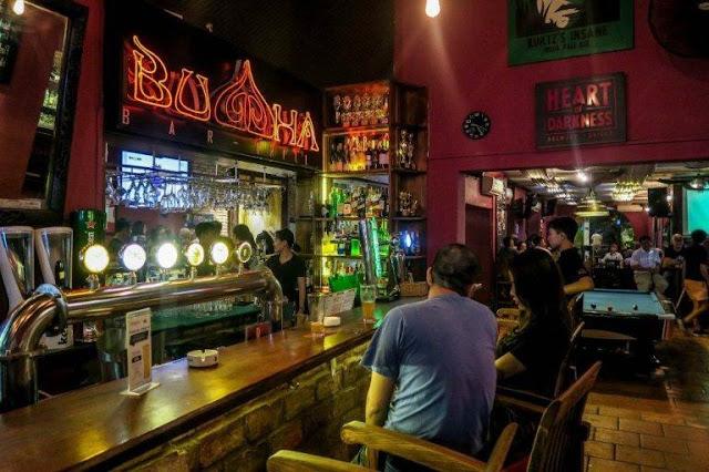 Liên quan đến 8 trường hợp nhiễm COVID-19: Buddha bar đã tráo tên?