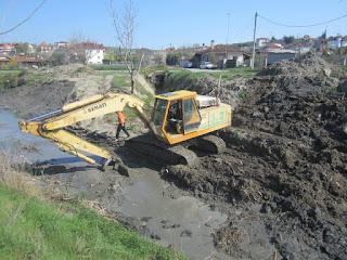 ΔΕΛΤΙΟ ΤΥΠΟΥ Π.Ε.ΠΙΕΡΙΑΣ:Ολοκληρώθηκε ο καθαρισμός του ρέματος στον οικισμού του Κάτω Αγιάννη από την Περιφερειακή Ενότητα Πιερίας