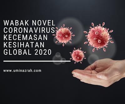 Wabak Novel Coronavirus Kini Kecemasan Kesihatan Global 2020