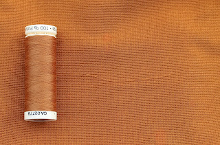TNG skant - gold fabric color