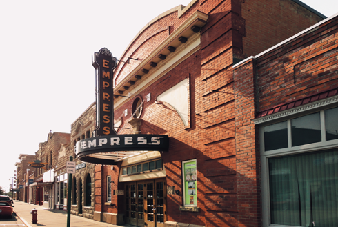 Empress Theatre Fort Macleod Alberta