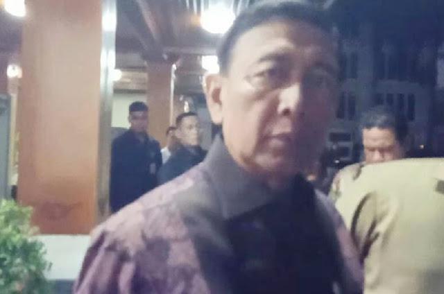 Ada yang Berani Sebut Wiranto Sudah tak Layak jadi Menteri