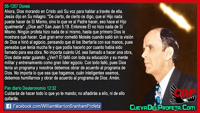 El programa de Dios - William Branham en Español