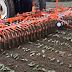 Amazing Modern Agriculture Machine Tractor for Removing the Upper Layers