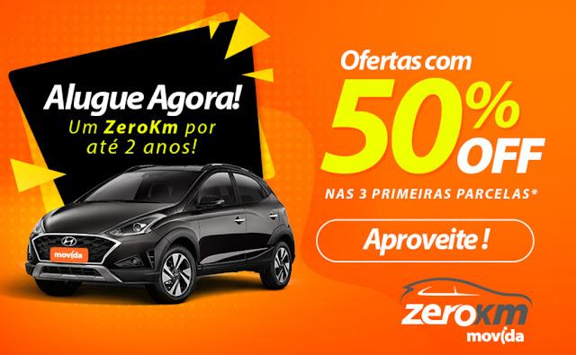 Hyundai HB20 2021 é oferecido a R$ 499 por mês na Movida