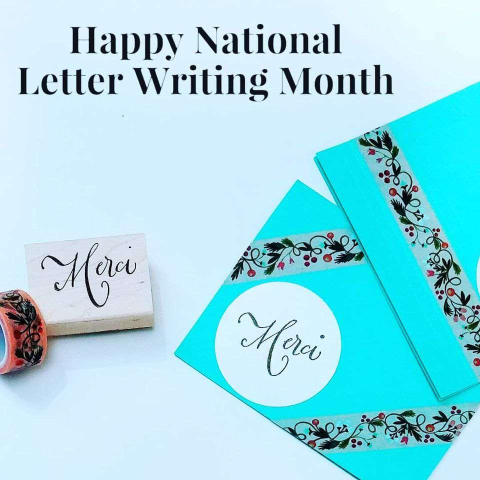 National Letter Writing Day Wishes