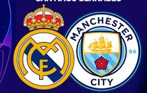 Resultado Real Madrid vs Manchester City champions 31-8-21