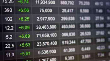 Caen los precios de las Criptomonedas en Coinmarketcap