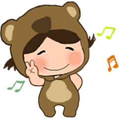 MAY MEI 8-little Bear
