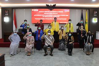 Puskapsi FH UNEJ Gelar Anugerah Duta Mahasiswa Pancasila 2020