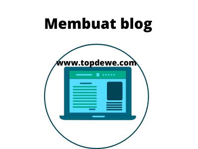 Membuat blog atau website