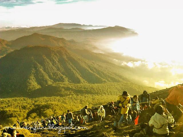 Mahameru, Gunung Semeru