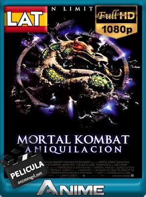 Mortal Kombat: Aniquilación (1997) [Latino] [1080P] [GoogleDrive] AioriaHD
