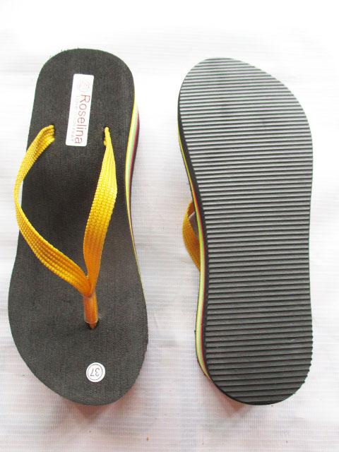Sandal Wedges RSL Tali BJG murah tasikmalaya | 082317553851