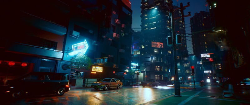 Reassigned keys in Cyberpunk 2077