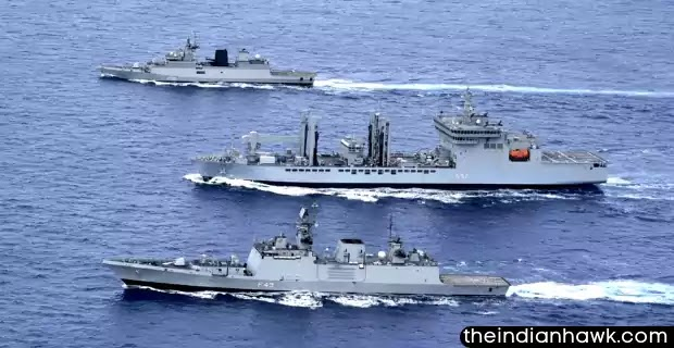 India's Naval Voyage From Lothal to the Horseshoe Table