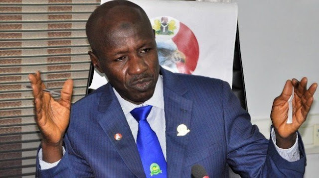 Corruption: Bad News For Suspended Acting EFCC Boss, As Salami Panel Submits Interim Report
