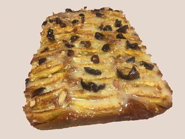 Soslu Elmalı Pasta